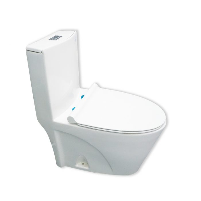 Piece Toilet