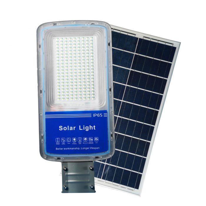 Solar Light With Panel