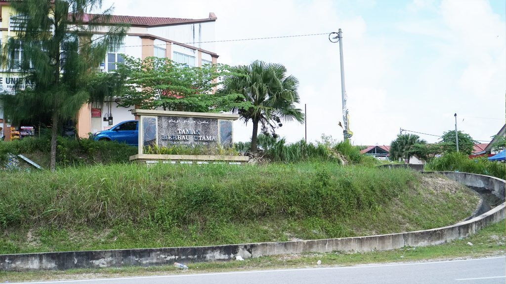 Rich result on Google's SERP when searching for 'kampung pupuh'