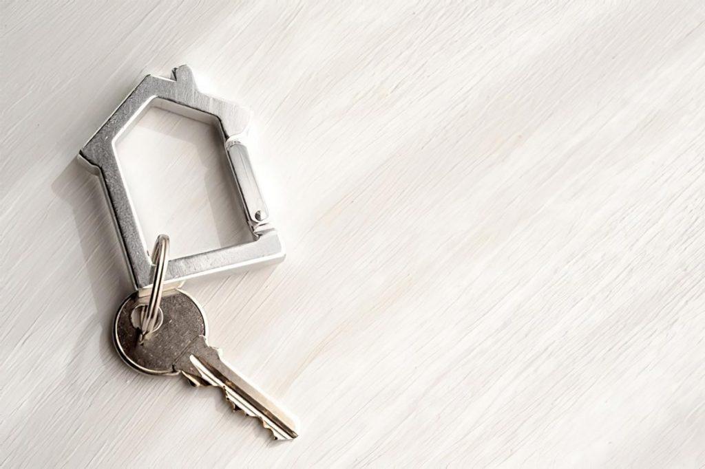 gambar kunci rumah siap